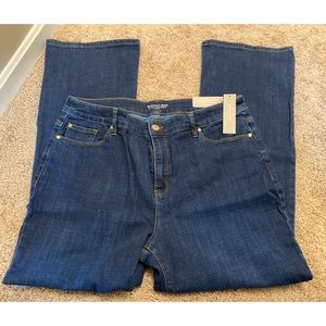 NWT Chico's Bootcut Jeans